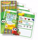 Veggie Tales Grammie Grams-5-6 Year Olds (6 Grams & 6 Envelopes) Back to Search