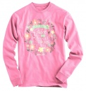 Amazing Grace, Long Sleeve Shirt, Pink, Medium