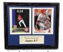 Josh Hamilton -James 4: 7 (6X7)