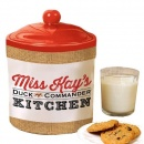 Miss Kay's Kitchen Cookie Jar