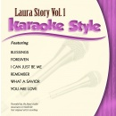 Karaoke Style: Laura Story, Vol 1