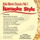 Karaoke:Kids Movie Classics Vol. 1
