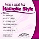 Karaoke Style: Women Of Gospel Vol. Two
